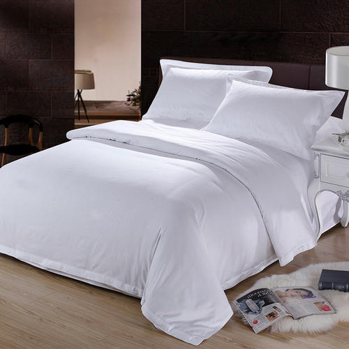 Solid/Plain dyed Polyester Bed Sheets Set